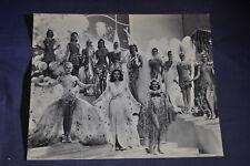 1941 *ORIGINAL* Lana Turner, Hedy Lamar & Judy Garland in: Ziegfeld Girl Photo