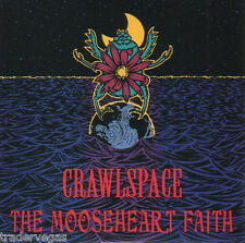 "Crawlspace / Mooseheart Faith 7"" ANGRY SAMOANS Lazy Cowgirls GIZMOS Psych"