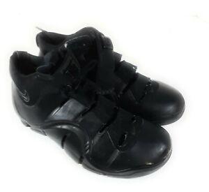 2006 Nike Zoom Lebron IV 4 Blackout East Coast Men Foamposite 314647-001 Size 13