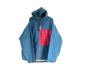 Nike Mens ACC Waterproof Windbreaker Coat Green Size XL BQ7340-347 RRP £144.95