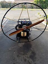 Paralite Sky Cruiser Top 80 Lightest Weight PPG Paramotor Powered Paraglider