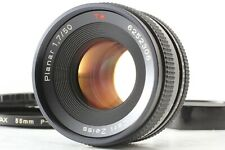 【NEAR MINT】CONTAX Carl Zeiss Planar T* 50mm f/1.7 AEJ C/Y Mount From JAPAN #155