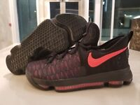 d74156d37a19 NIKE ZOOM KD9 GS 855908-611 SIZE 3.5Y BASKETBALL SHOES KEVIN DURANT ...