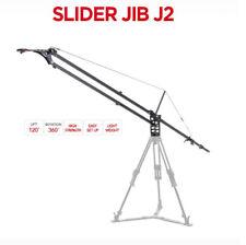 Konova Slider Jib J2 Video Camera Mini Crane Portable Pocket Jib