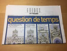 Mercredi 29 Mars 2000 - Edition Speciale Guides Newspaper - Guides You Figaro -