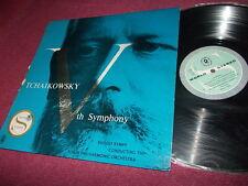 TCHAIKOVSKY: Symphony n°5 > Berlin PO Kempe / World Record Club stereo Australia