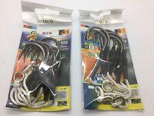 Jigging Hooks Japan Assist 9/0 10/0  12 Pcs Oversupply