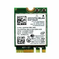 Dell Intel Wireless-AC 7260 7260NGW Laptop WiFi WLAN NGFF Card GPFNK H47805-001