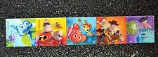 2012USA #4677-4681 Forever - Mail a Smile Disney Pixar Strip of 5   Mint NH