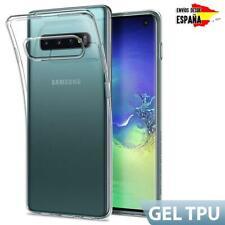Funda de silicona gel TPU flexible para Samsung Galaxy S10 Y S10 Plus