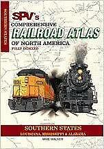 SPV'S COMPREHENSIVE RAILROAD ATLAS OF NORTH AMERICA