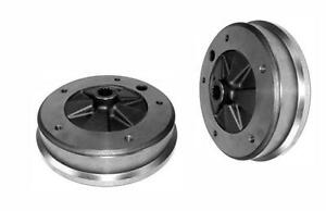 Volkswagen 311501615E REAR BRAKE DRUM TYPE3 EARLY WIDE 5 PAIR LEFT AND RIGHT.