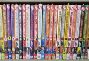 MY HERO ACADEMIA Kohei Horikoshi Manga Volume 1-25 English Comic EXPRESS SHIP