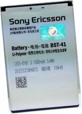 Sony Ericsson BST-41 Battery For Xperia X1 X2 X10 Play Z1 i R800 A8i Aspen OEM