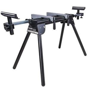 Mitre Saw Bench / Stand with Extension Arms - Evolution