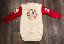 Vintage Rare 1970s-80s New York Yankees Jersey Shirt Champion USA XL #29 New Old