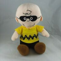 Charlie Brown Musical Halloween Plush ~ PEANUTS CHARLIE BROWN ~