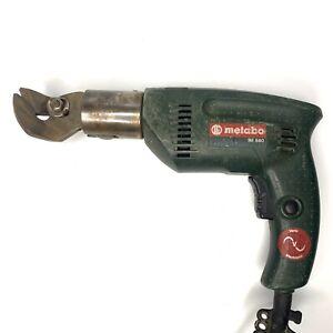 Metabo Metal Power Shears Electric Tin Snips BE560 560W Power Tool Nibblers