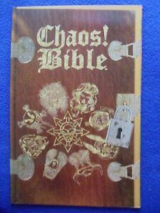 CHAOS BIBLE   CHAOS COMICS   1995 1ST PRINT
