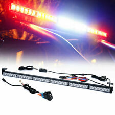 "36"" LED Rear Chase Strobe Light Bar w/ Brake Reverse for Off-Road UTV Polaris"