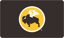 Buffalo Wild Wings Gift Card - Wings Beer Sports - $25 $50 or $100 - Emailed