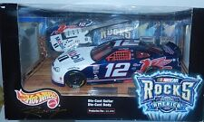 1:24 Scale Nascar Mobil 1 and Guitar