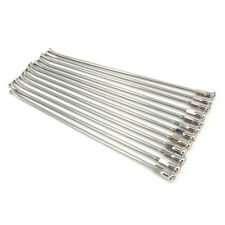 """21"""" Front Stainless Steel Spokes Kit For Honda CR125R CR250R CRF250R/X CRF450R/X"""