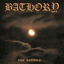 BATHORY - The Return  [BLACK Vinyl] LP