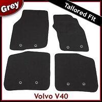 Volvo S40 Mk1 1995-2004 Tailored Carpet Car Floor Mats GREY