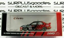 INNO64 1:64 HONDA CIVIC EG9 FERIO All Japan Touring Car Champ 1995 ADVAN #100
