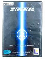 Star Wars Jedi Knight II 2 Jedi Outcast - Jeu PC CD-ROM - Lucas Arts - PAL FR