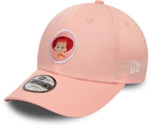 Toy Story Kids New Era 940 Jessie Pink Cap (Age 2 - 10)