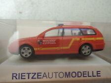 Rietze 51137 Ford Mondeo Feuerwehr Ville d Ettelbruck Lux OVP aus Sammlung (*5)