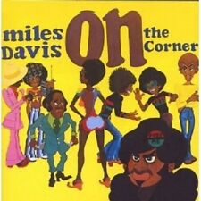 "MILES DAVIS ""ON THE CORNER"" CD NEUWARE"