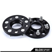 For Hyundai Coupe i40 inkl. CW 5 Lugs (2x 15mm) Hub Wheel Spacers 5x114.3 CB67.1