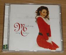 MARIAH CAREY Merry Christmas EU / AUSTRIAN 11 TRACK CD ALBUM COL 477342 2 MINT!!