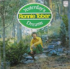 RONNIE TOBER - YESTERDAY'S DREAMS -  LP
