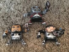 Gears Of War Figures Collection-VERY RARE SET