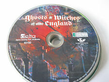 GHOSTS & WITCHES OF OLDE ENGLAND   {DVD}