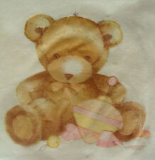 Vintage Collectible Paper Napkins Decoupage Collection Serviette Plush Teddy Toy