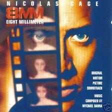 8mm:Eight Millimeter -1999-Original Movie Soundtrack CD