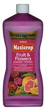 Seaweed  Fertiliser: Fruit and Flowers 600mL Multicrop Garden Plant Fertilizer