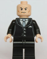 LEGO® DC Superheroes™ Minfigure Lex Luthor Black Suit Superman From 6862