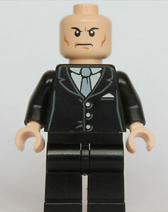 LEGO® DC Superheroes™ Minfigure Lex Luthor Black Suit Superman From 6862