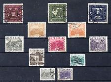 Austria Valores del año 1926-32 (BF-991)