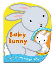 (Good)-Baby Bunny with Mini Book! (Mummy & Baby) (Board book)--0230749461