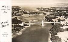 Menai Straits. Aerial View # 915 by Photair.