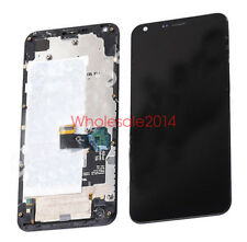 LCD Screen Digitizer Touch+frame For LG Q6 M700 Alpha / M703 M700H M700A US