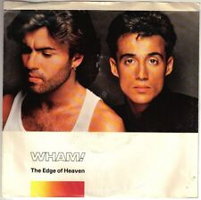 WHAM!  (Edge Of Heaven, The)  Columbia 38-06182 + Picture Sleeve