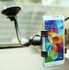 UNIVERSAL CAR MOUNT CRADLE HOLDER STAND WINDSHIELD GLASS FOR MOBILE PHONES , sma